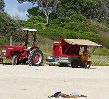 Beach Rescue: Iluka Lifeguard by SunshineKaren