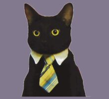 Business Cat by adamrwhite