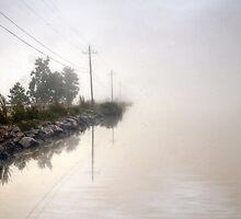 Lines to the fog by Veikko  Suikkanen