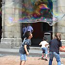 Bubbles are always fun! by stjc