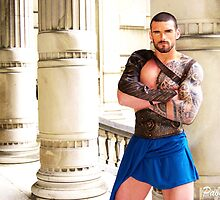 Stuart Reardon - The Gladiator by pablochester