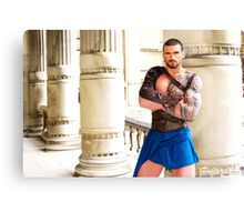 Stuart Reardon - The Gladiator Canvas Print