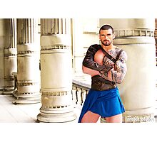 Stuart Reardon - The Gladiator Photographic Print