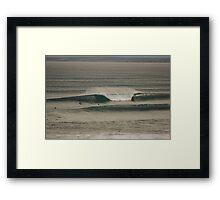Perfect 13th Beach  Framed Print