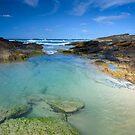 Deadman's Beach North Stradbroke Island Qld Australia by Beth  Wode