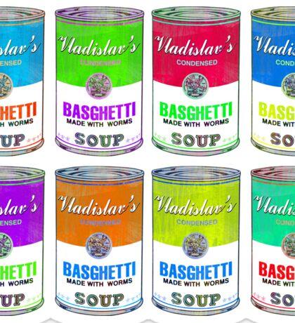 Would You Like More Basghetti? Sticker