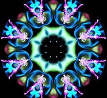 mandala #7 by Alicia-kellett