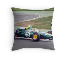Lotus F1 - Type 24 - 1962/63 Throw Pillow