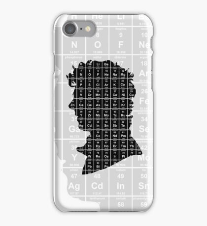 Sherlock 'Elementary' iPhone case 2 iPhone Case/Skin