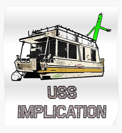 USS Implication Poster