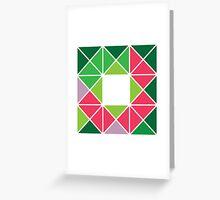 Design 17 Greeting Card