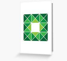Design 18 Greeting Card