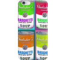 Would You Like More Basghetti? iPhone Case/Skin