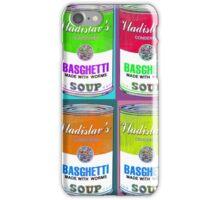 Would You Like More Basghetti? iPhone Case/Skin