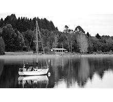 Lake Te Anau. South Island, New Zealand. (2) Photographic Print