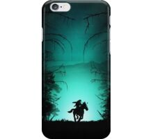 The Lost Woods iPhone Case/Skin