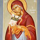 Theotokos Pelagonitisa by ikonographics