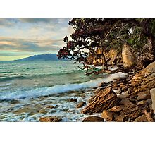 Waitete Bay Photographic Print