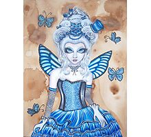 Marie Butterfly Photographic Print