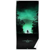 Kokiri Forest Poster