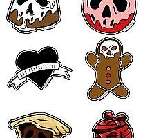 Alternative Christmas Pattern by zombieCraig