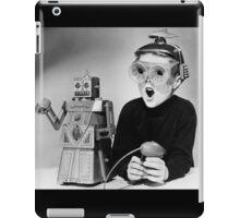 Space Age Kid iPad Case/Skin