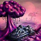 Squashi Land by Matt Bissett-Johnson