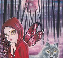 Little Red Riding Hood by magicalspirit