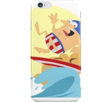 Surfing Captain iPhone Case/Skin