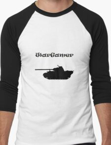 Wargamer - German Panther Mk V Men's Baseball ¾ T-Shirt