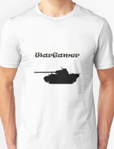 Wargamer - German Panther Mk V T-Shirt