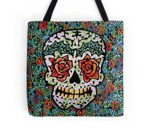'Sweet Sugar Skull #1 Tote Bag