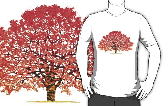 Maple Tree 1 by pwrighteous