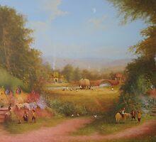 The Shire  by Joe Gilronan