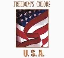 FREEDOM'S COLORS  Kids Clothes