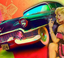 Lusty DeVille   by flyrod