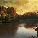 As the rain breaks by John Rivera