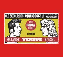 Zoolander Vs Hansel WALKOFF! Kids Clothes