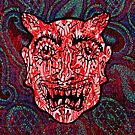 'Handsome Devil Mask #3' by ellejayerose