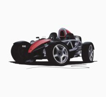 Ariel Atom Red by Richard Yeomans