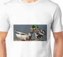Territory Mallard Duck Squabble Unisex T-Shirt