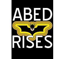 Abed Rises Photographic Print