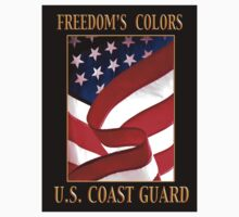 FREEDOM'S COLORS Coast Guard by George Robinson