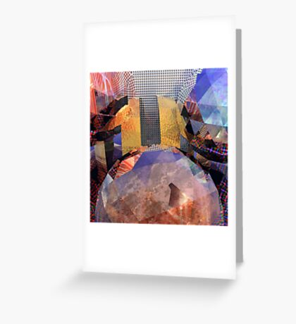 R:X:R // Refraction : Surface : Refraction Greeting Card