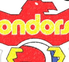 Pittsburgh Condors Vintage Sticker