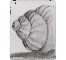 Shell Sketch iPad Case/Skin