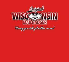 Mad Badger Wisconsin Original Unisex T-Shirt