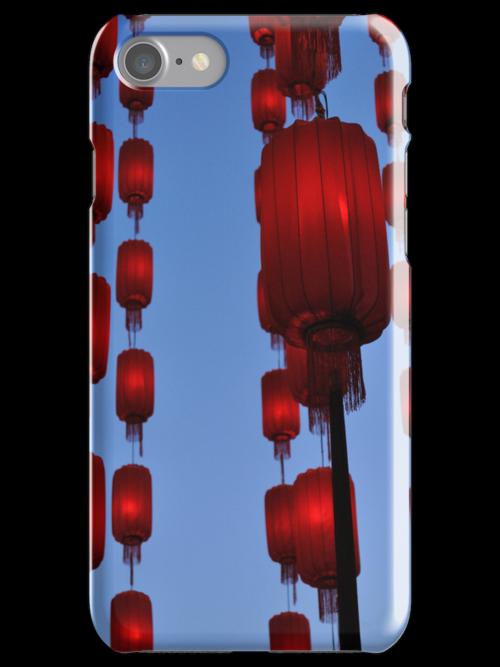 Hanging Lanterns by j0sh