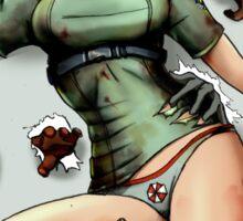 Jill and the Dead Sticker