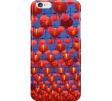 Sea of Lanterns iPhone Case/Skin